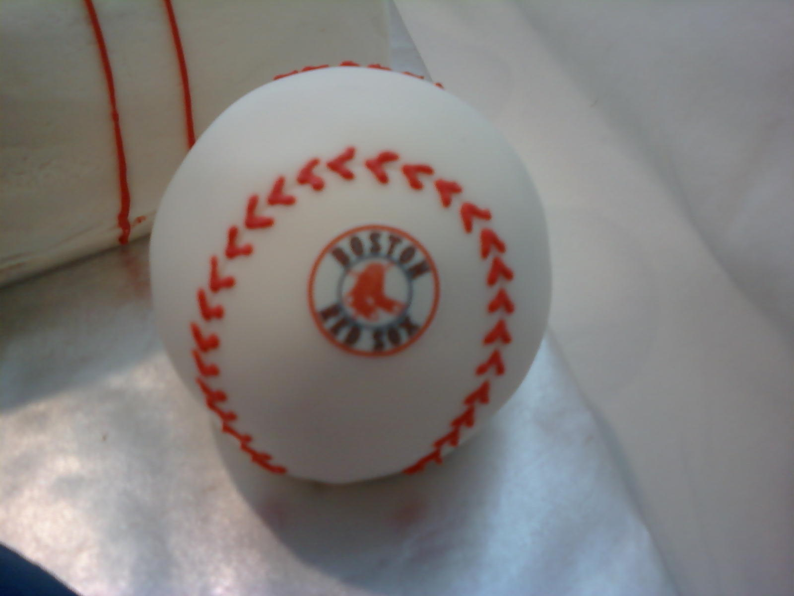 Red Sox ball