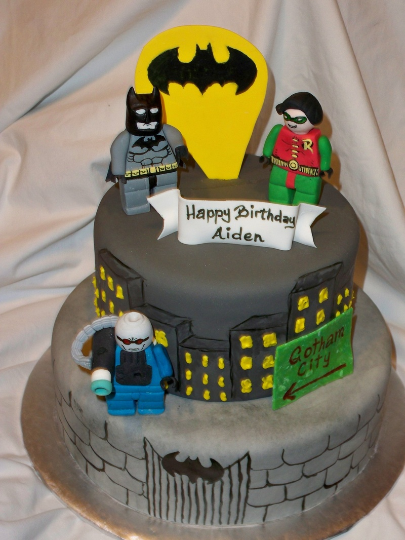 Lego Batman Cakes By Michelle