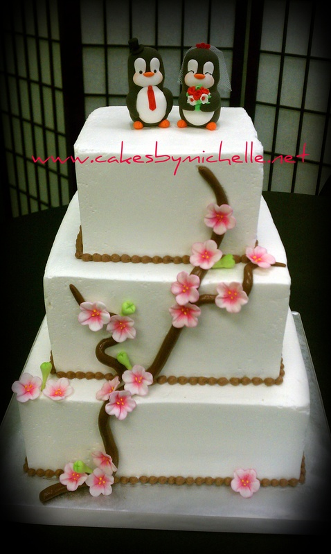 Wedding Cakes Cakes By Michelle